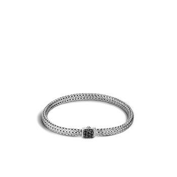 Classic Chain 5MM Bracelet in Silver
