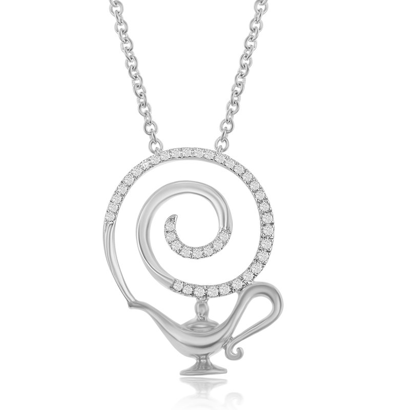 Veer Diamonds NERIA GENIE 2 PENDANT