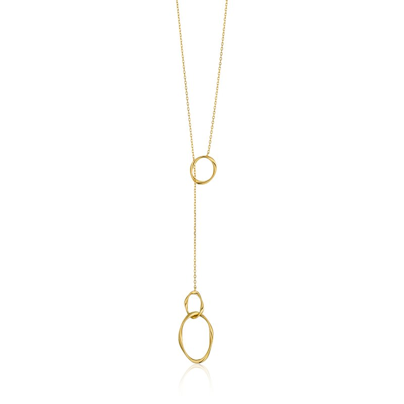 Ania Haie Swirl Nexus Necklace