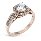 Zeghani ZR1133 ENGAGEMENT RING