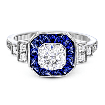 LR1059 ENGAGEMENT RING