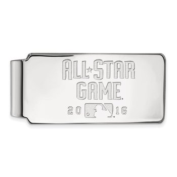 Gold All Star Game MLB Money Clip