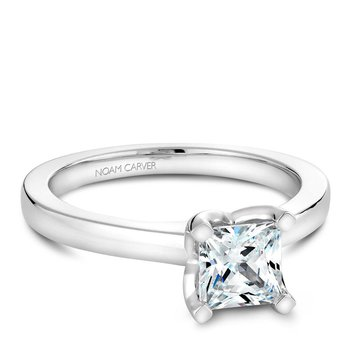 Noam Carver Fancy Engagement Ring B038-02A