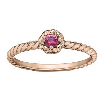 Pink Tourm. Ladies Solitaire