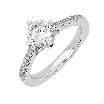 Bridal Ring-RE13283W10R