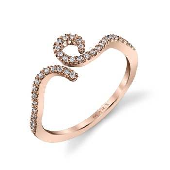 MARS 26613 Fashion Ring, 0.15 Ctw.