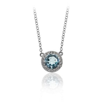 Classic Gemstone Necklace