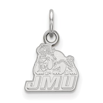 Gold James Madison University NCAA Pendant