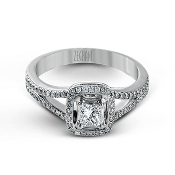 ZR352 ENGAGEMENT RING