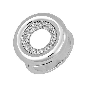 Diamond Fashion Ring - FDR14065W