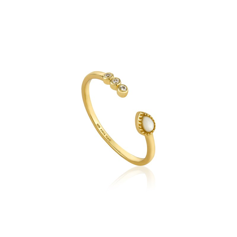 Ania Haie DREAM ADJUSTABLE RING