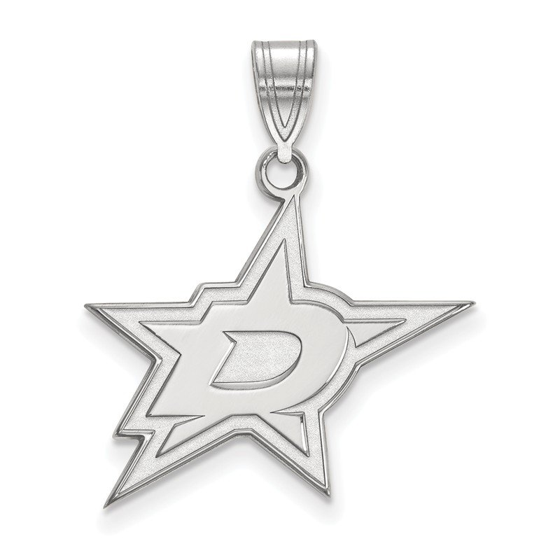 NHL Gold Dallas Stars NHL Pendant