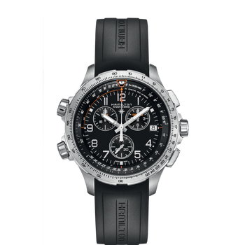 Khaki Aviation X-Wind Gmt Chrono Quartz