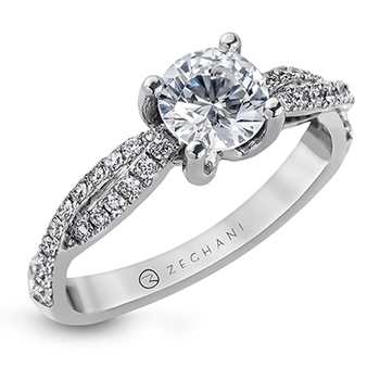ZR717 ENGAGEMENT RING