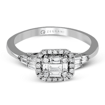 ZR1171 ENGAGEMENT RING