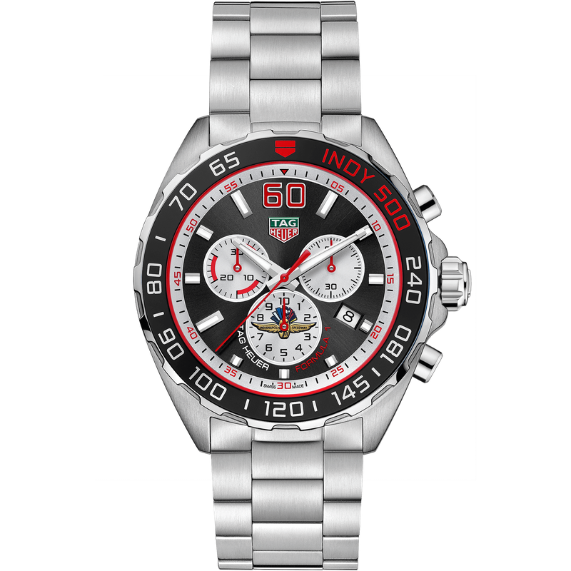 Tag Heuer - USD Formula 1 - Indy 500 Limited Edition