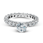 Zeghani ZR39-A ENGAGEMENT RING
