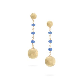 Africa Sapphire Drop Earrings