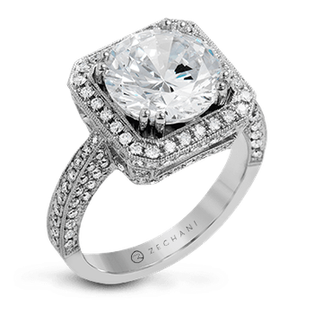 ZR1285 ENGAGEMENT RING