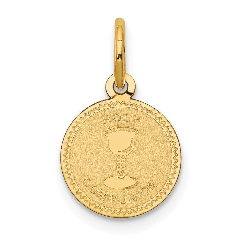 Quality Gold 14k Holy Communion Charm