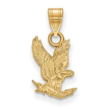 Gold United States Air Force Academy NCAA Pendant