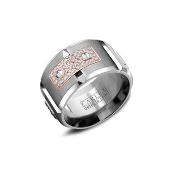 Carlex Generation 2 Ladies Fashion Ring WB-9800RW-S6