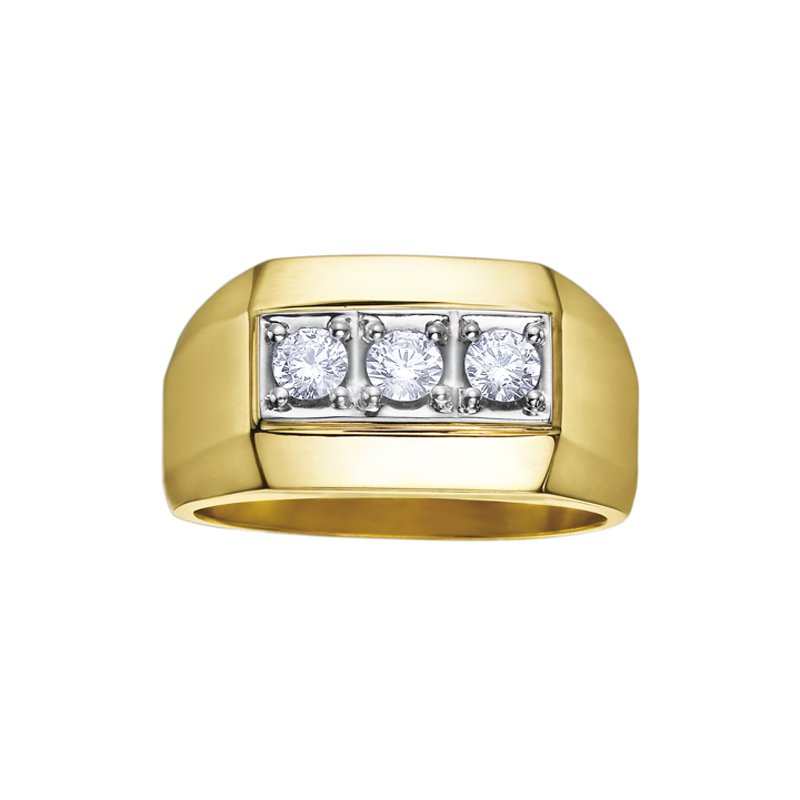 Timeless Beauty Diamond Gents Ring