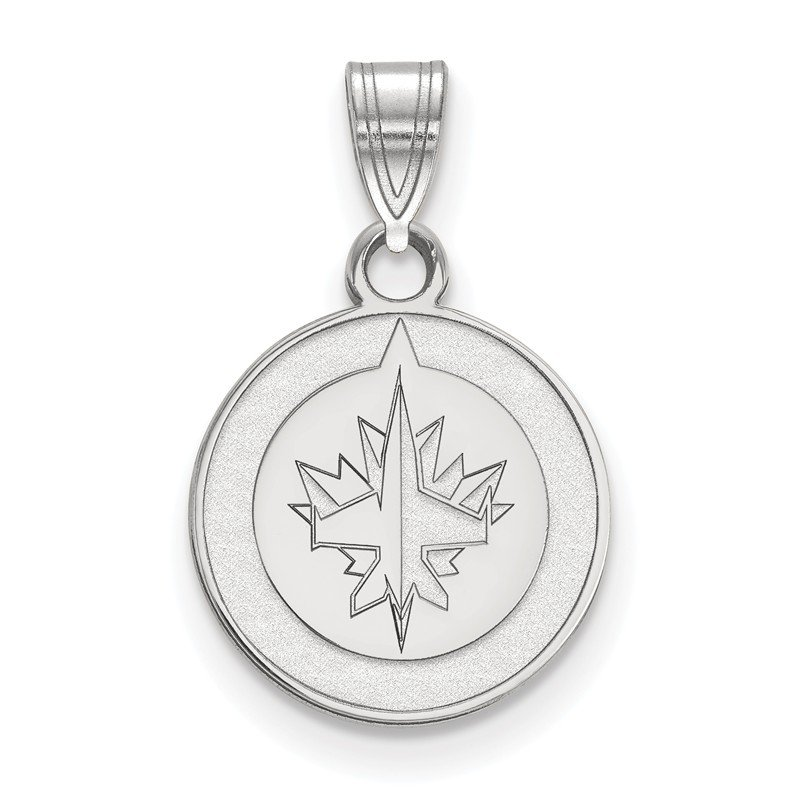 NHL Gold Winnipeg Jets NHL Pendant