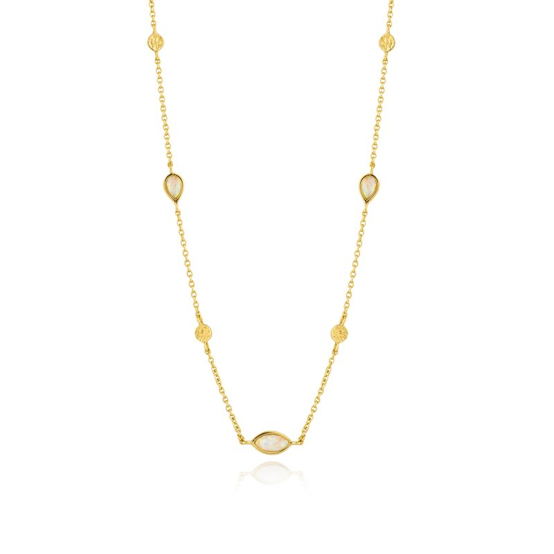 Ania Haie Opal Colour Necklace