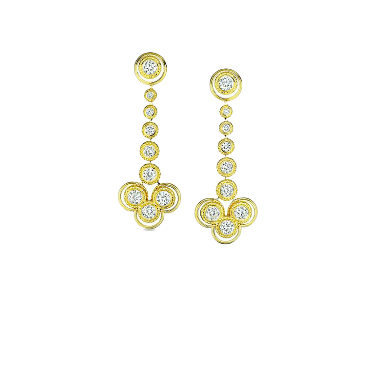 Roberto Coin Cento Antique Venetian Earrings