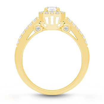 ANNETTE CARRIAGE RING