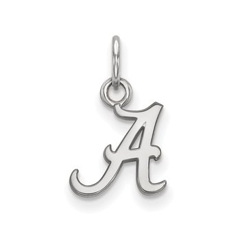 Gold University of Alabama NCAA Pendant