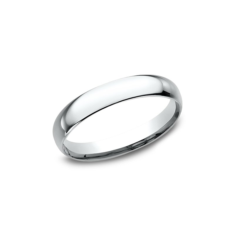 Benchmark Wedding Bands Standard Comfort-Fit Wedding Ring