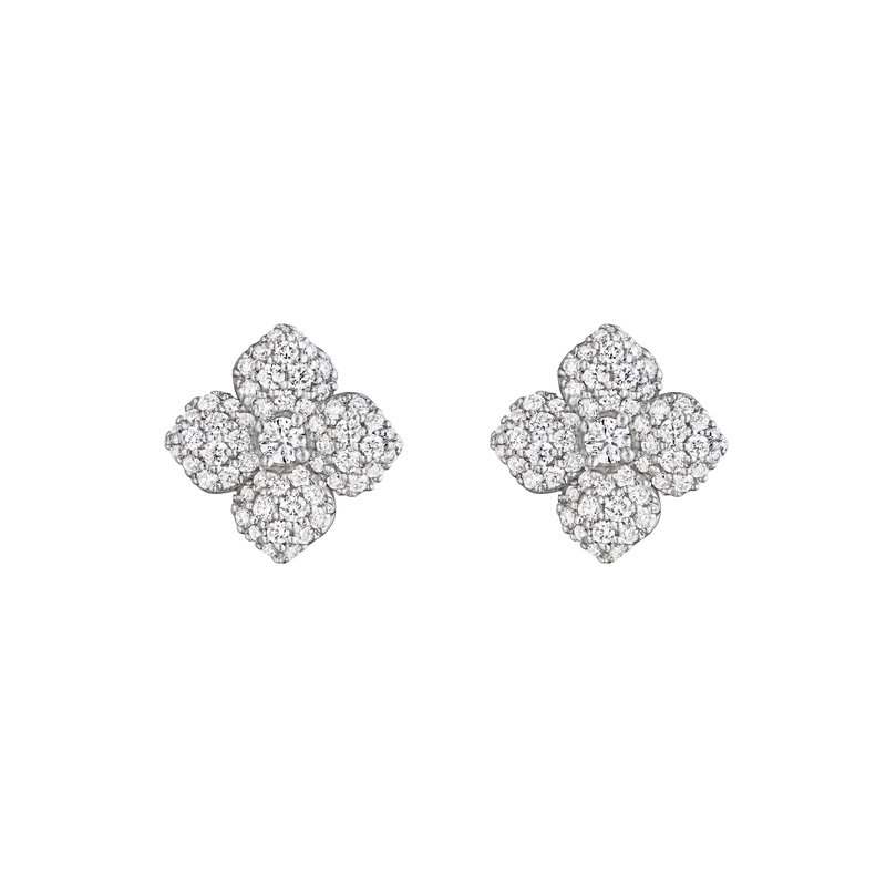 Penny Preville Petite Flower Studs