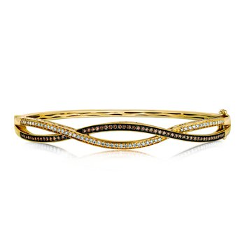 14K Honey Gold™ Bangle