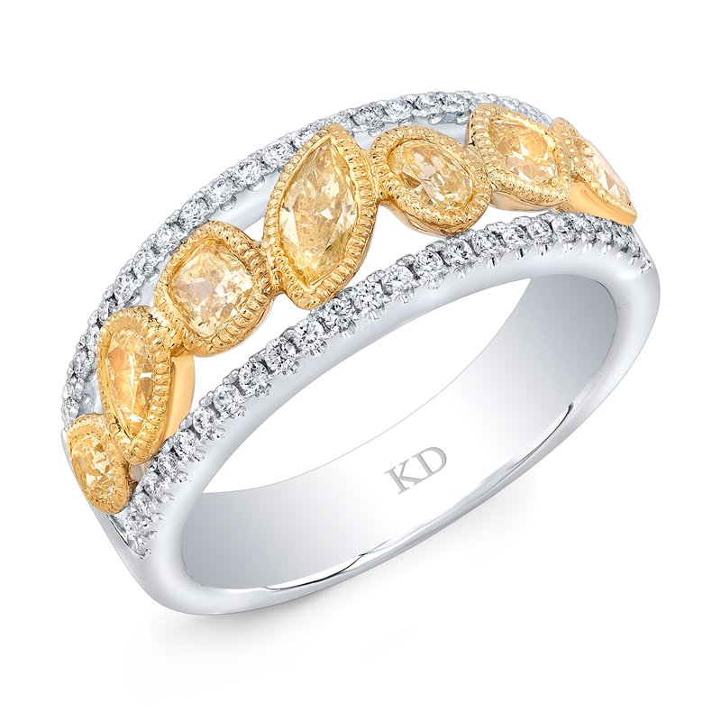 Kattan Diamonds & Jewelry LRFA4624YD