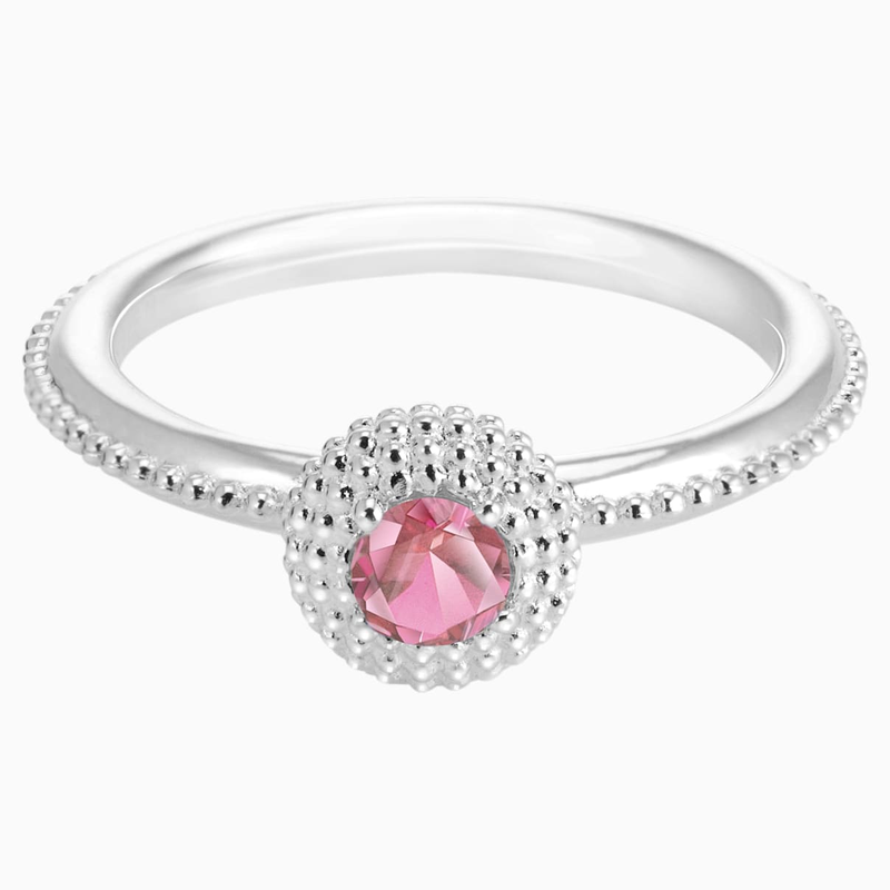 Swarovski Soirée Birthstone Ring July