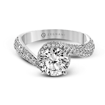 ZR883 ENGAGEMENT RING