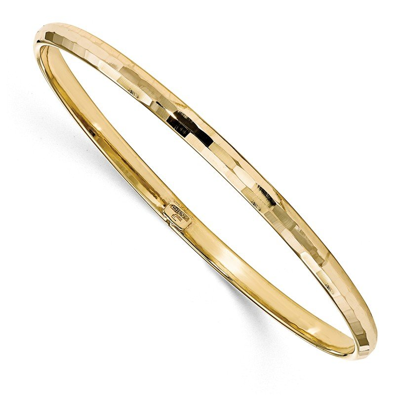 Leslie's Leslie's 10K Polished Bangle