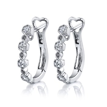 MARS 25763 Fashion Earrings, 0.27 Ctw.