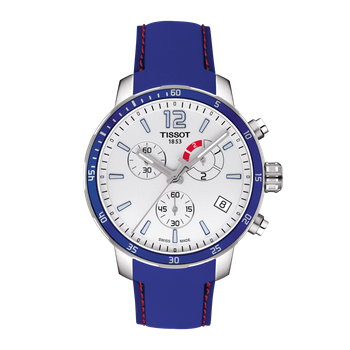 TISSOT QUICKSTER CHRONOGRAPH FOOTBALL