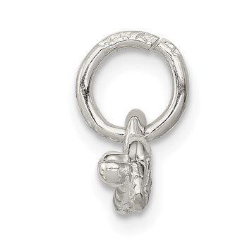 Sterling Silver Golf Club & Ball Charm