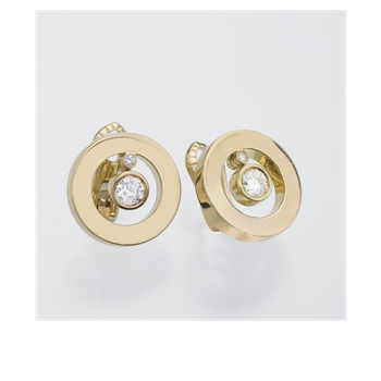 Cento O Earrings