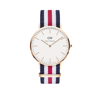 Classic Canterbury Rose Gold