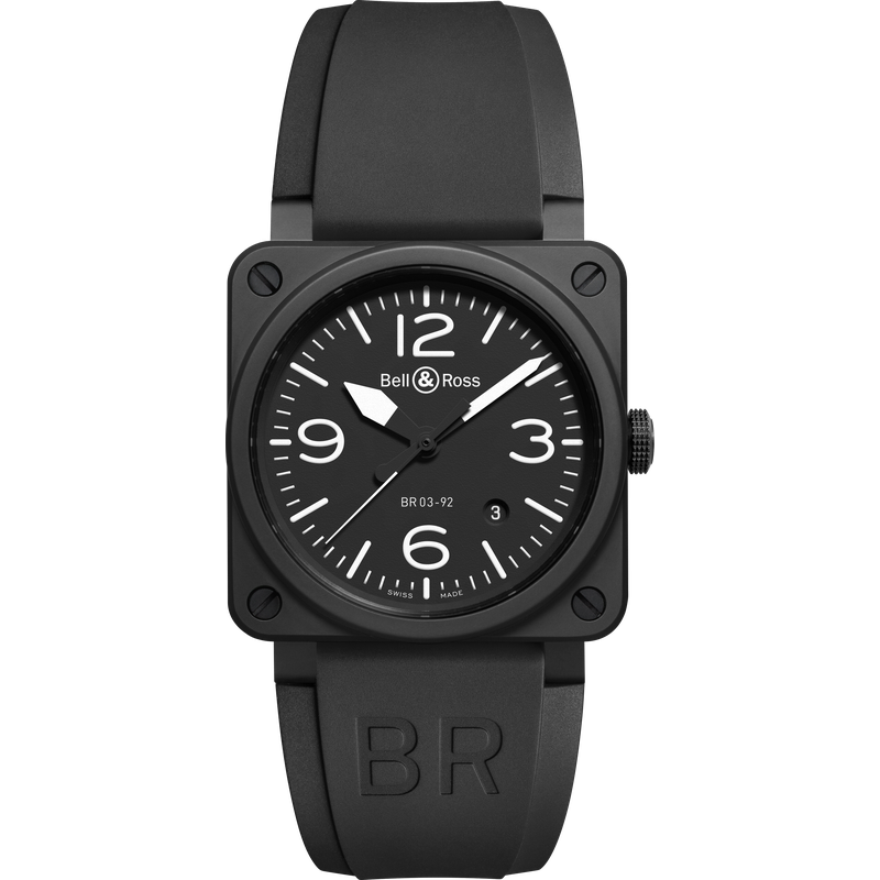 Bell & Ross BR 03-92 Black Matte Ceramic