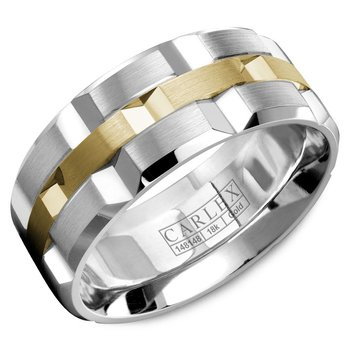 Carlex G1 Men's Wedding Band WB-9288
