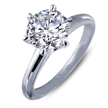 1.28 CTW Solitaire Ring