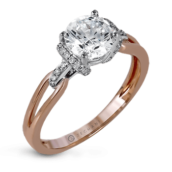 ZR1217 ENGAGEMENT RING