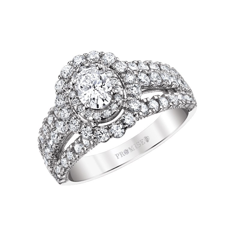 "Love Story Diamonds ""Grace"" - Promise Collection by Love Story"