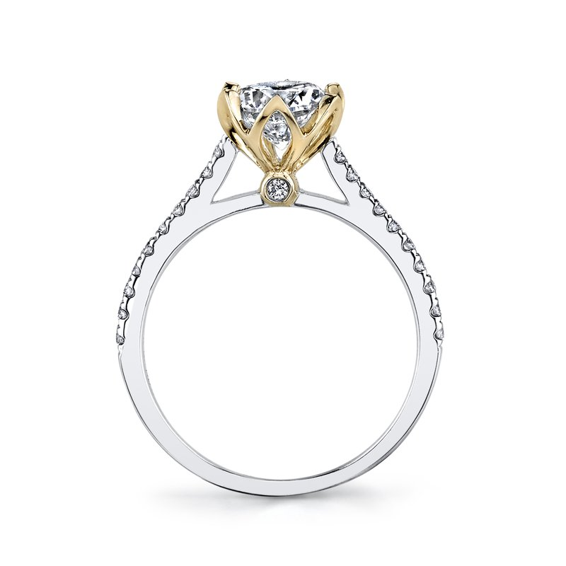 MARS Jewelry Diamond Engagement Ring 0.18 ct tw